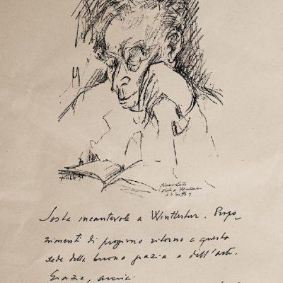 Mario Luzi, 3.12.1993