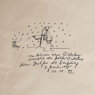Robert Gernhardt, 11.12.1992